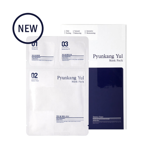 Pyunkang Yul Mask Pack 5 Sheets