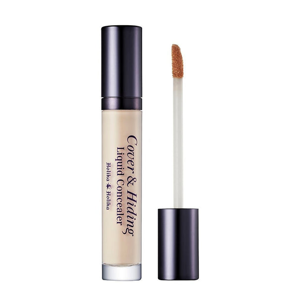 Holika Holika Cover & Hiding Stick Liquid Concealer 02 Natural Beige - oo35mm