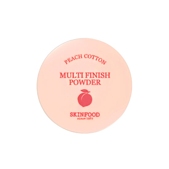 Skinfood Peach Cotton Multi Finish Powder 5g