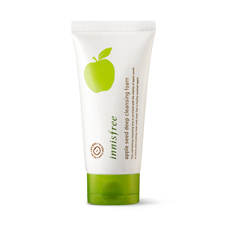 Innisfree Apple Juicy Deep Cleansing Foam