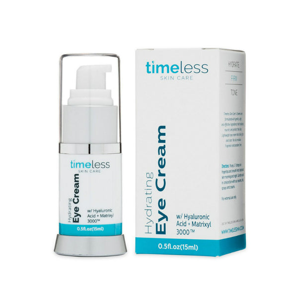 Timeless Hydrating Hyaluronic Acid Eye Cream - oo35mm
