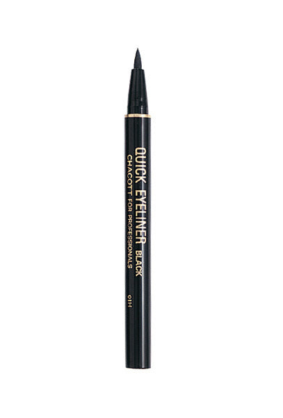 Chacott Quick Eyeliner 356 Black - oo35mm