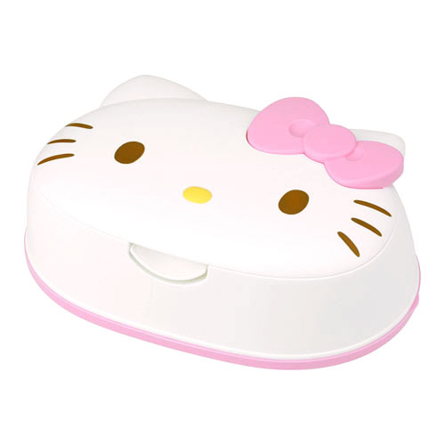 Lec Hello Kitty Wet Tissue With Case