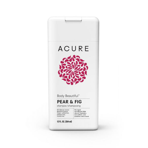 Acure Body Beautiful Pear & Fig Shampoo