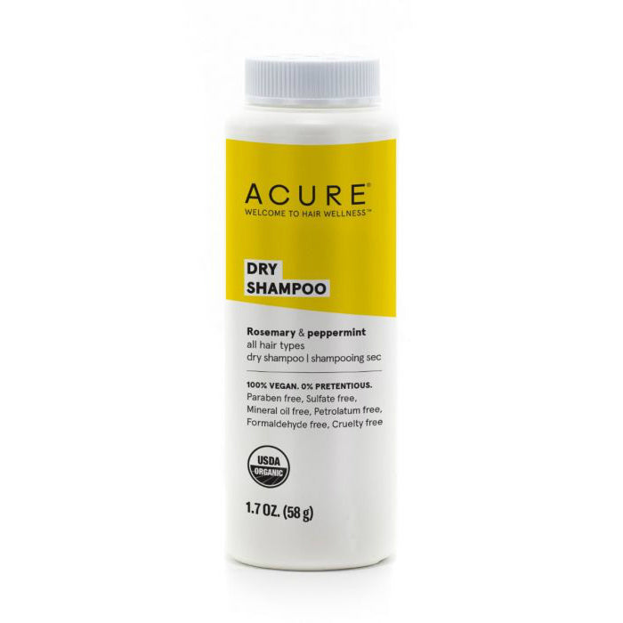 Acure Dry Shampoo Rosemary & Peppermint