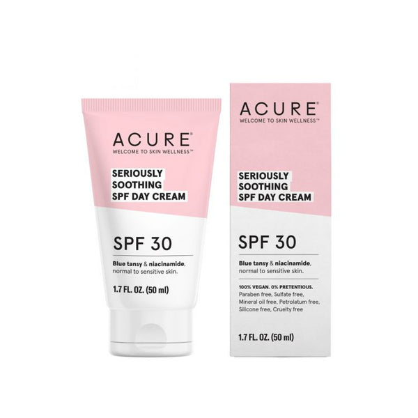 Acure Serious Soothing SPF Day Cream