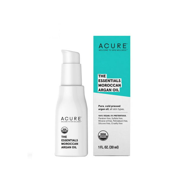 Acure The Essentials Moroccan Argan Oil - oo35mm