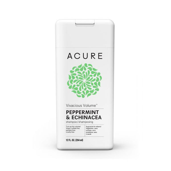 Acure Vivacious Volume Peppermint & Echinacea Shampoo - oo35mm