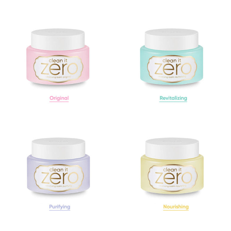 Banila Co. Clean It Zero Macaron Cleansing Balm Limited Edition - oo35mm