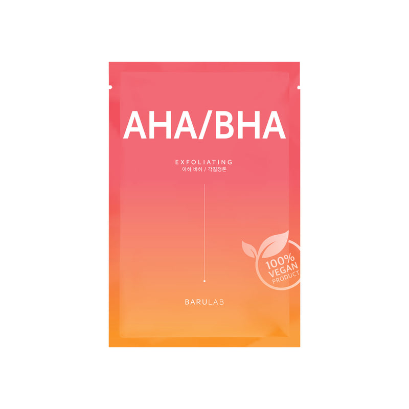 Barulab The Clean Vegan AHA/BHA Mask - oo35mm