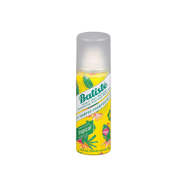 Batiste Dry Shampoo Tropical Travel Size