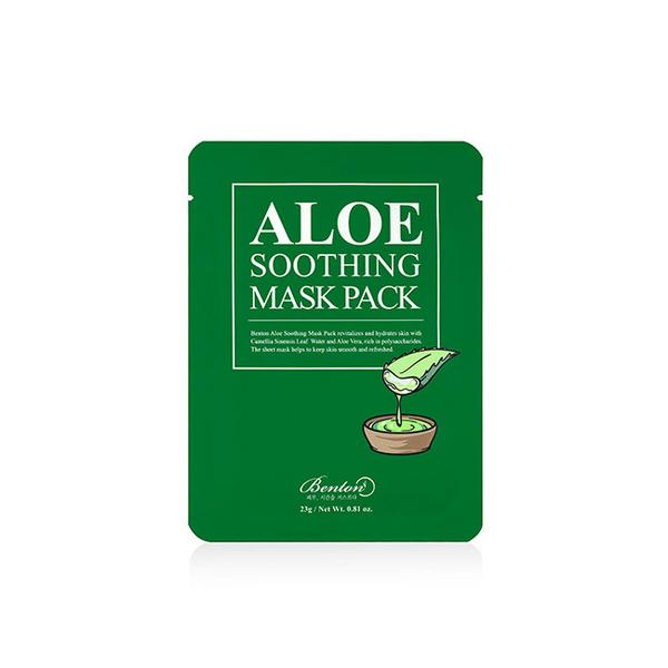 Benton Aloe Soothing Mask Pack - oo35mm