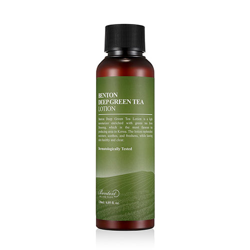 Benton Deep Green Tea Lotion - oo35mm