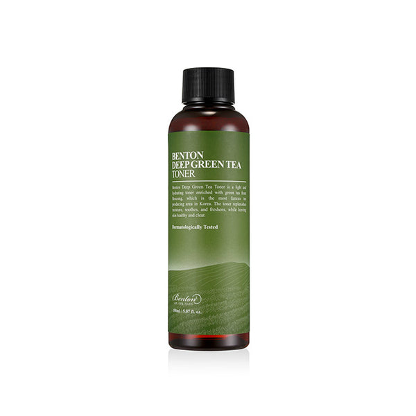 Benton Deep Green Tea Toner - oo35mm