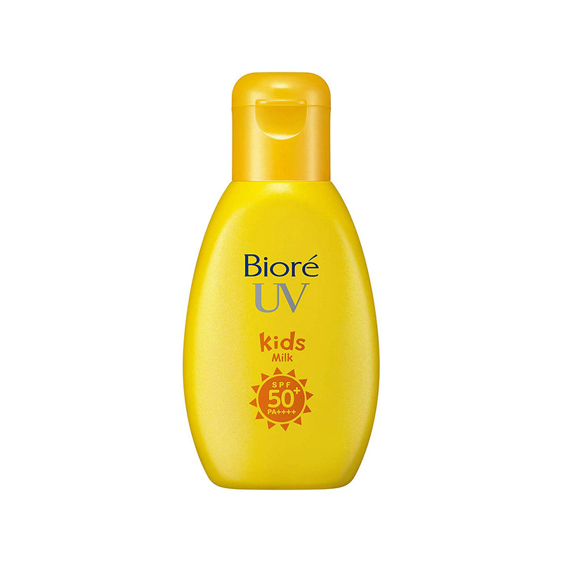 Biore Smooth UV Carefree Kids Milk SPF 50PA++++ - oo35mm
