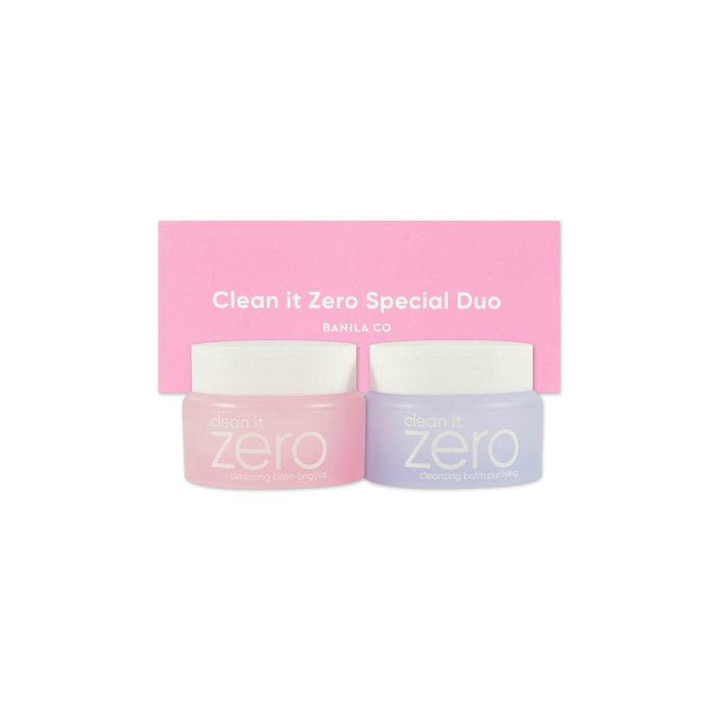 Banila Co. Clean it Zero Special Duo Mini Kit - oo35mm