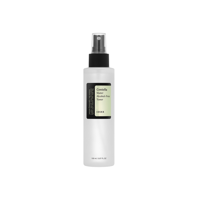 Cosrx Centella Water Alcohol-Free Toner - oo35mm