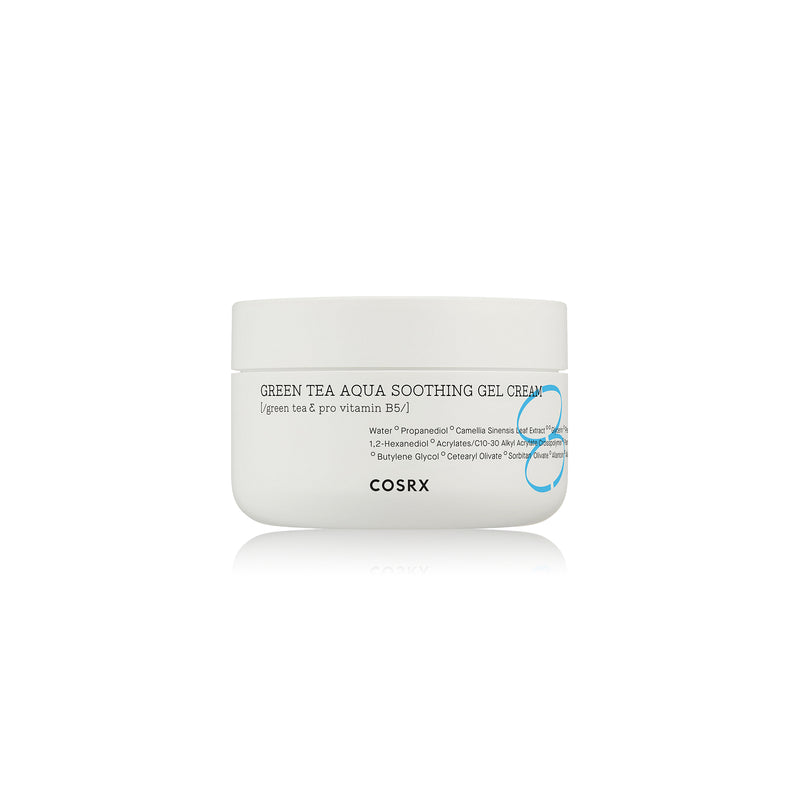 Cosrx Hydrium Green Tea Aqua Soothing Gel Cream