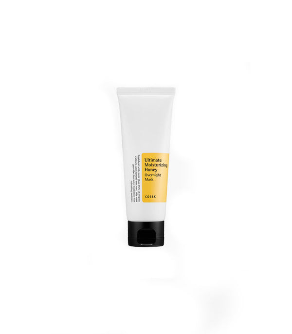 Cosrx Ultimate Moisturizing Honey Overnight Mask - oo35mm