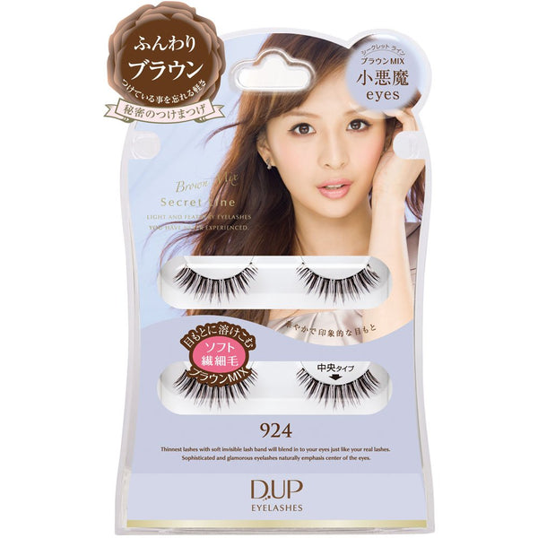 DUP Eyelashes 924 - oo35mm