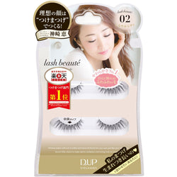 DUP Eyelashes Lash Beaute 02