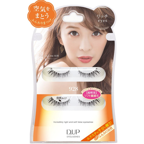 DUP Eyelashes Secret Air - 928 - oo35mm
