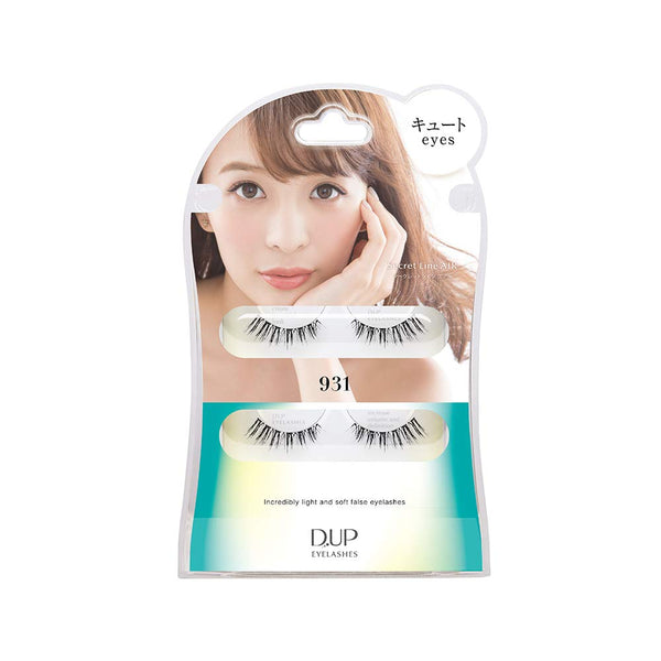 DUP Eyelashes Secret Air - 931 - oo35mm