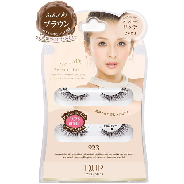 DUP Eyelashes Secret Line 923 - oo35mm