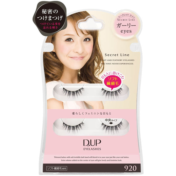 DUP Eyelashes Secret Line 920 - oo35mm
