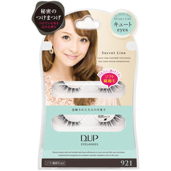 DUP Eyelashes Secret Line 921 - oo35mm