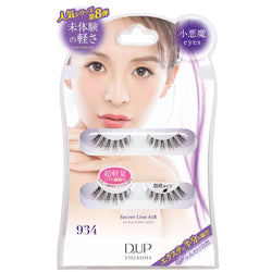 DUP Eyelashes Secret Line Air - 934