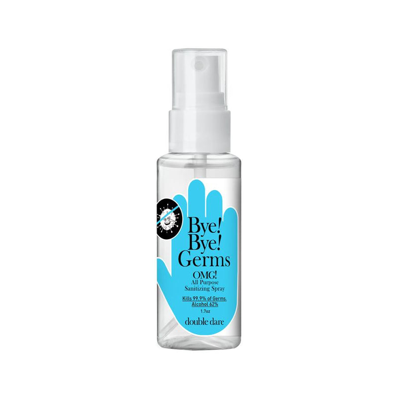 Double Dare Bye! Bye! Germs Omg! All Purpose Sanitizing Spray - oo35mm