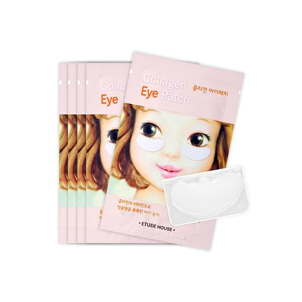 Etude House Collagen Eye Patch 5 Pack - oo35mm