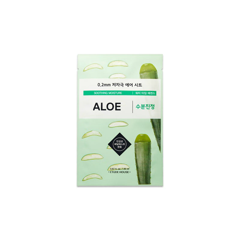 Etude House  0.2 Therapy Air Mask Aloe