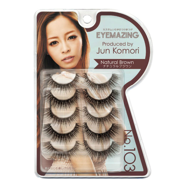 Eyemazing Eyelashes #103 by Jun Komori
