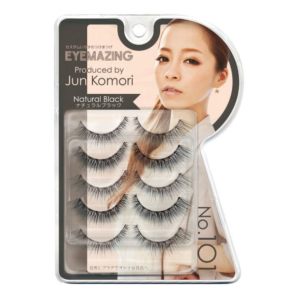Eyemazing Eyelashes #101 by Jun Komori