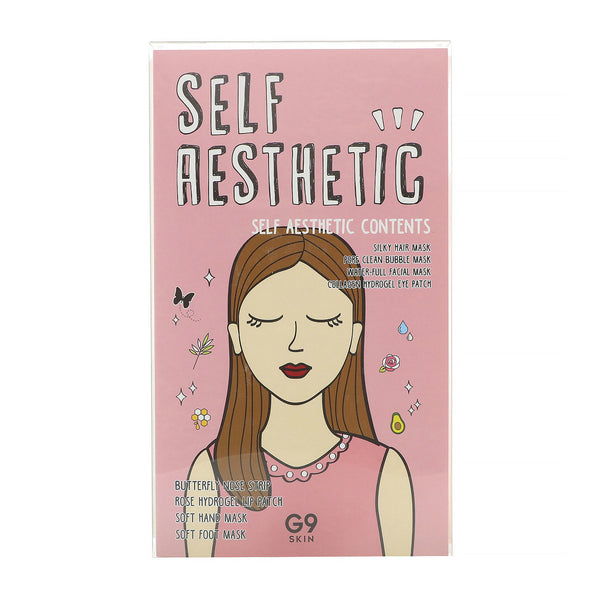 G9SKIN Self Aesthetic Magazine