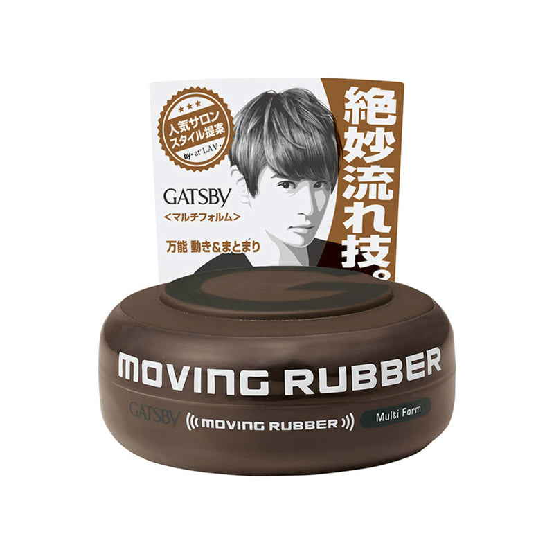 GATSBY Moving Rubber Multi Form - oo35mm