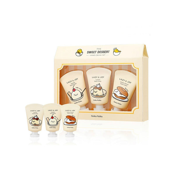 Holika Holika Lazy & Joy Dessert Hand Cream Set