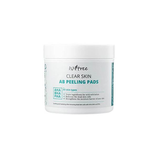 Isntree Clear Skin AB Peeling Pads - oo35mm