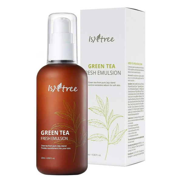 Isntree Green Tea Fresh Emulsion - oo35mm