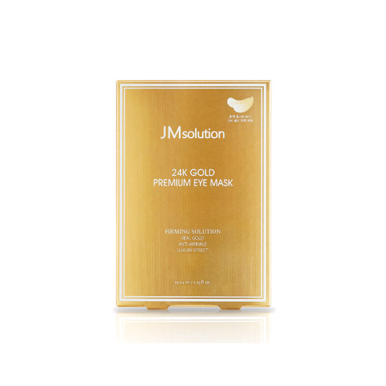 JM Solution 24K Gold Premium Eye Mask