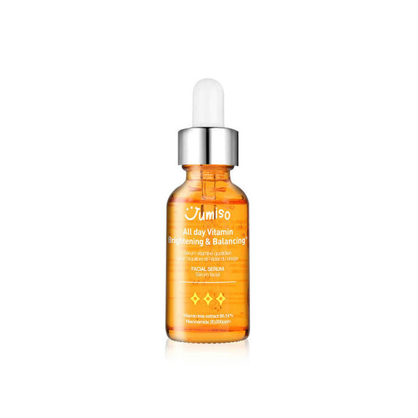 Jumiso All Day Vitamin Brightening & Balancing Facial Serum - oo35mm