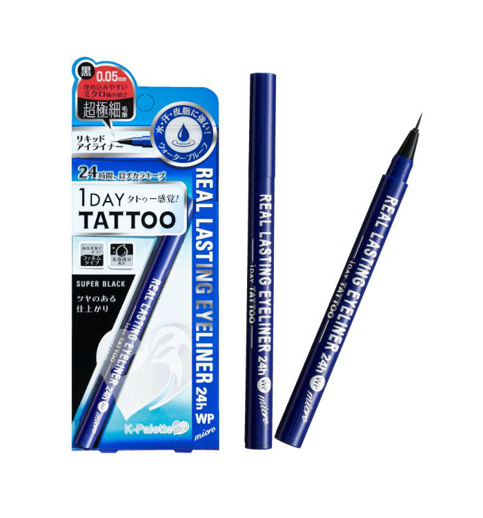 K-Palette 24H Perfect Long-Lasting Eyeliner WP Micro - oo35mm