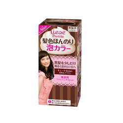 Kao Prettia Bubble Hair Color Soft Brown