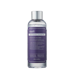 Klairs Supple Preparation Facial Toner Unscented - oo35mm