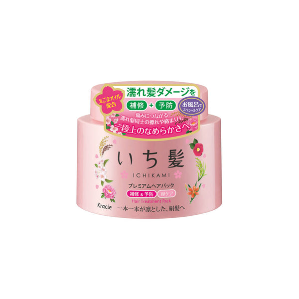 Kracie Ichikami Premium Hair Pack Repair & Protect - oo35mm