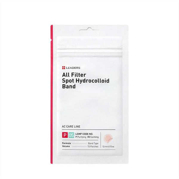 Leaders All Filter Spot Hydrocolloid Band