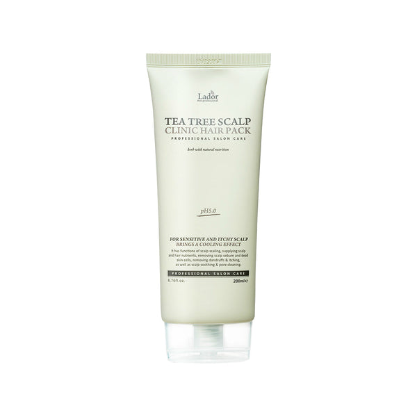Lador Tea Tree Scalp Clinic Hair Pack - oo35mm