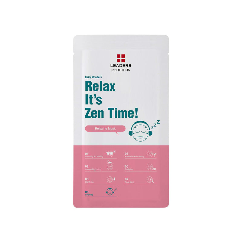 Leaders Insolution Daily Wonders Relax It's Zen Time